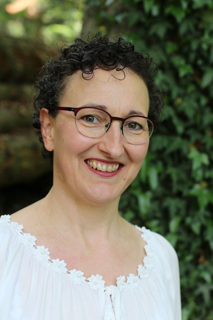 Portraitfoto Andrea Meier