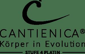 Logo CANTIENICA® Körper in Evolution