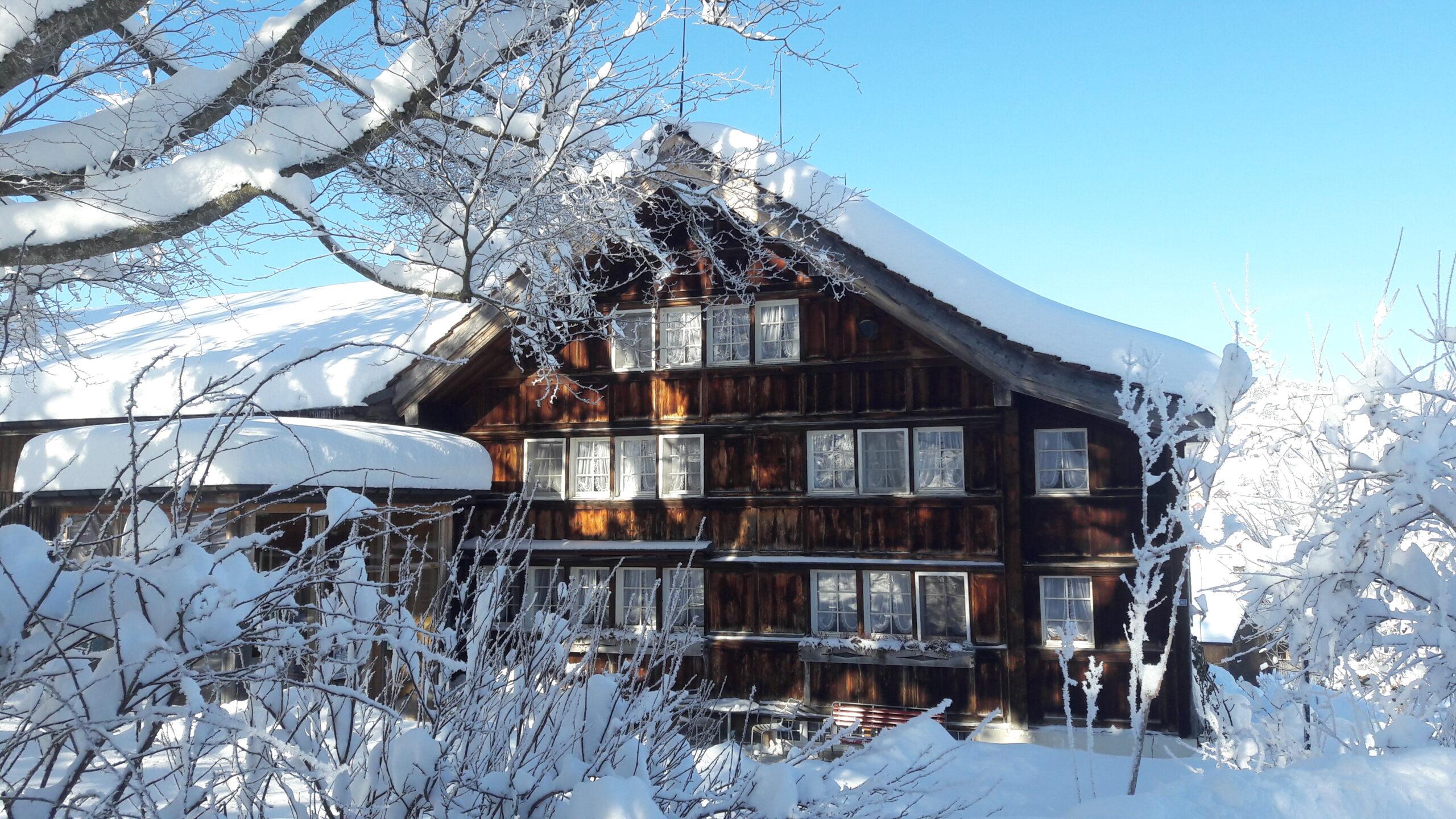 Seminarhaus Idyll Gais